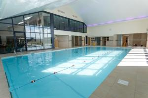 The pool at Acresfield provides free membership for park residents