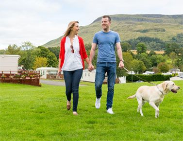 Campsie is set amid some of Scotland's most glorious countryside