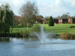 Part of The Elms residential park owned by Tracey and her family