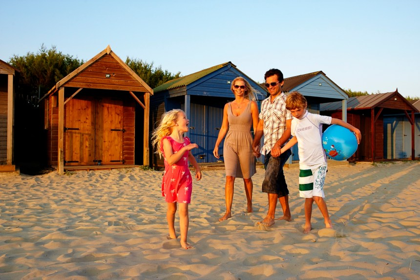 When plans go pop, so do the prices of beach holidays at Park Holidays UK for families quick off the mark