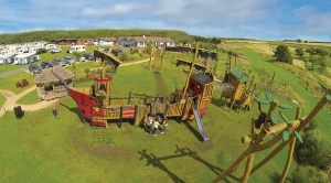 Elie's Robinson Crusoe Adventure Park is a hit with guests