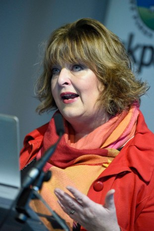 Fiona Hyslop said Scottish parks were defined by their excellence