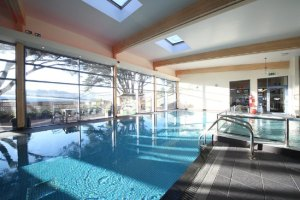 The Park's indoor pool is popular with both children and grown-ups