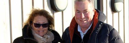 Jane and Paul splashed over £300,000 on the award-winning new washrooms