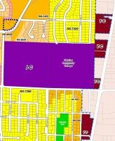 """Transit Community"" zones adjacent to Highline Community College along SR 99"
