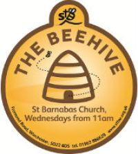 The Beehive St Barnabas Church Club Logo