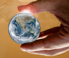 Planet Earth, the World, is in our Hands