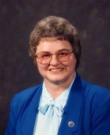 Sister Judith Ann Heble, O.S.B.