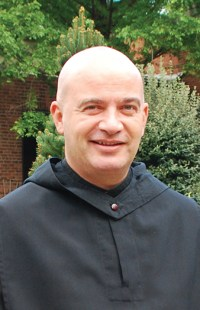 Rev. Benoit Alloggia, O.S.B., Foundation President