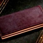 コードバンの長財布が愛される理由