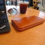 このブログはココマイスターの財布などを紹介するブログです