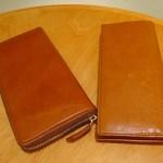 普通の長財布とラウンドファスナーの長財布の比較 どっちがいい?