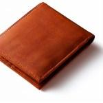 ココマイスター 人気の二つ折り財布