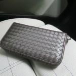 ボッテガヴェネタの長財布にシリアルナンバーって付いてる?
