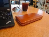 ココマイスターの財布を買った