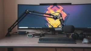 Desk Setup Home Office STBNCHKR