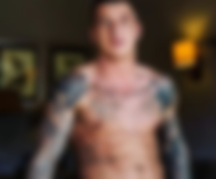 The gay porn actor said during an interview that he is a straight man (Photo: Reproduction)