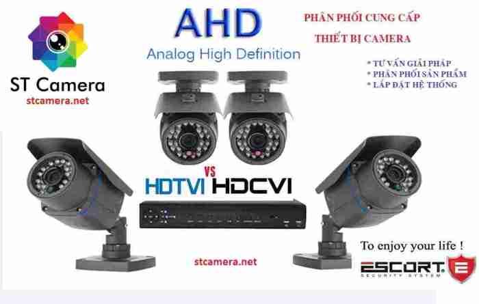 camera ahd - các loại camera thông dụng