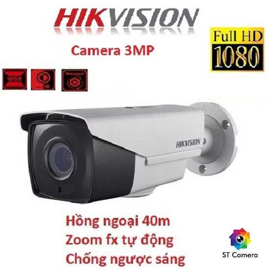 camera zoom - camera quan sát thông dụng