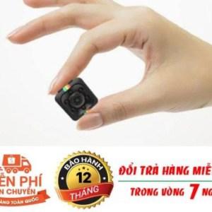 camera ngụy trang mini siêu nhỏ SQ11