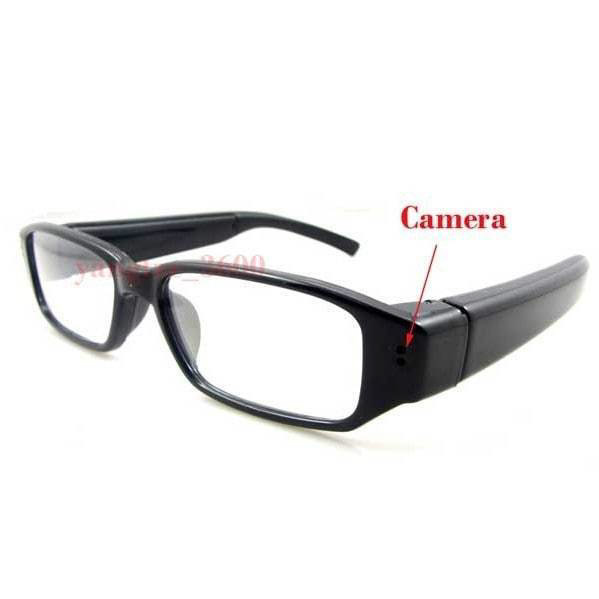 Camera ghi âm ghi hình mắt kính