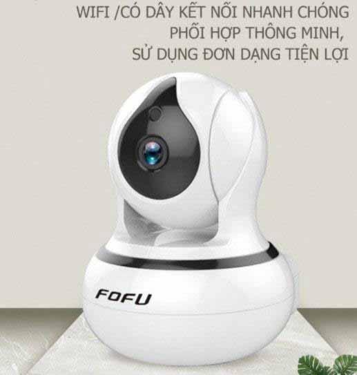 Camera Fofu giá rẻ Nha Trang
