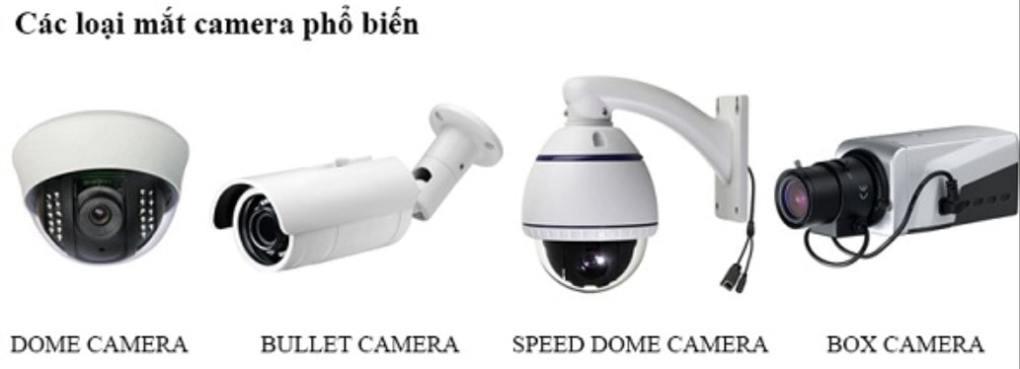 Các loại camera Đà Nẵng phổ biến tại ST Camera