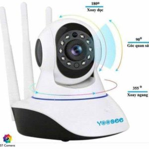 Camera IP Wifi Yoosee 360