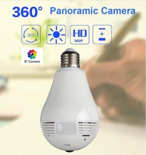 Camera ngụy trang bóng đèn
