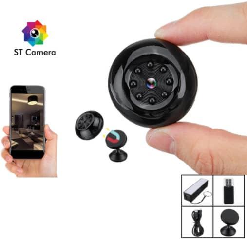 Camera theo dõi từ xa không dây - ST Camera