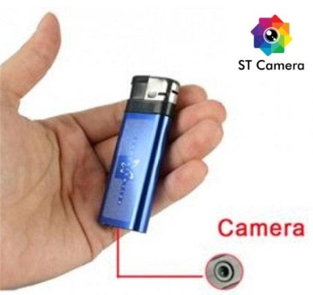 camera ngụy trang mini bật lửa HQ9