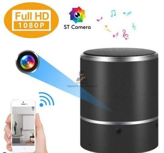 camera ngụy trang loa nghe nhạc wifi