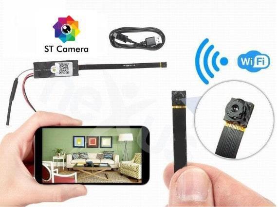 Camera ngụy trang siêu nhỏ V55