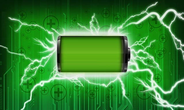 Thời lượng pin của thiết bị