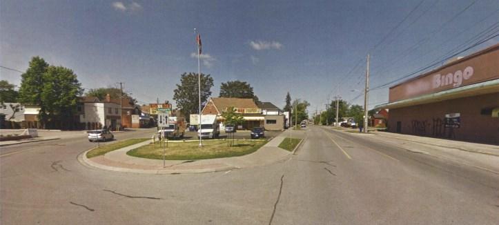 veterans park-google streetview