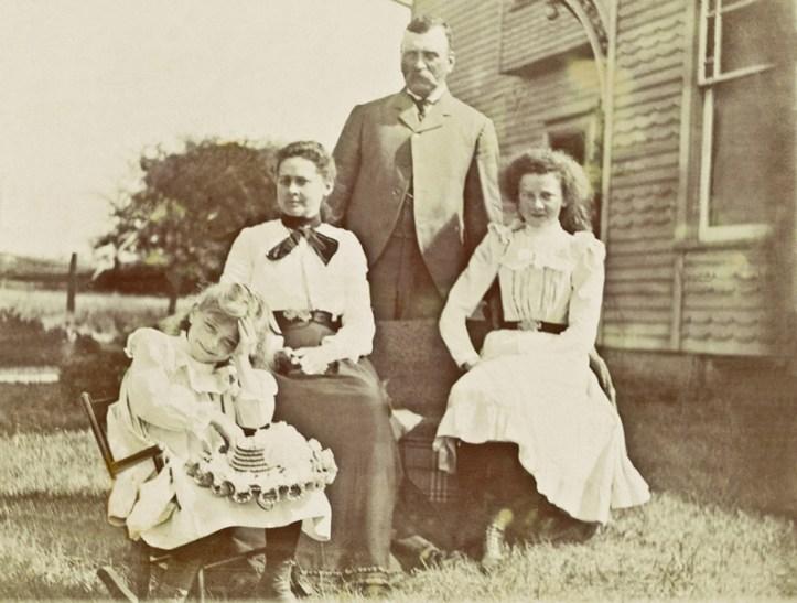 Morningstar Family Portrait