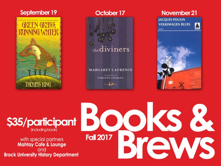 Books & Brews W17 - FB Photo
