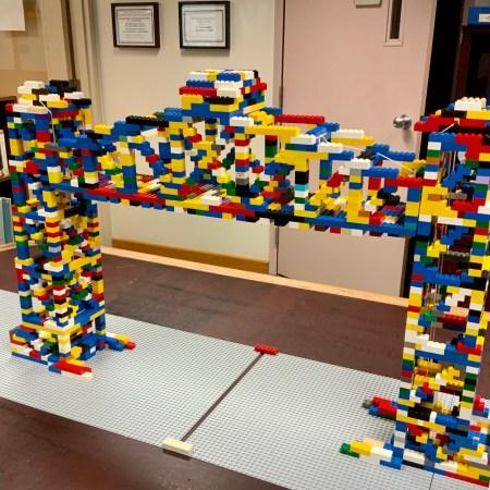 Lego Challenge - Glendale Bridge