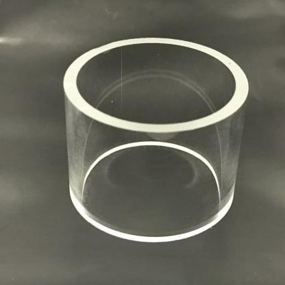 Short Glass Tank Section