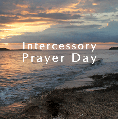 Intercessory Prayer Day
