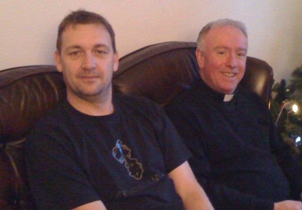 Father Egan – Parish Priest | Our Lady & St Christopher's ...