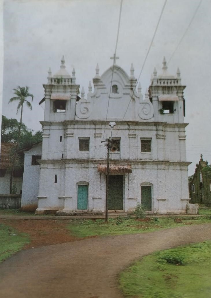 st clara church front view old