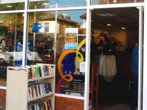 Epping St Clare Shop entrance