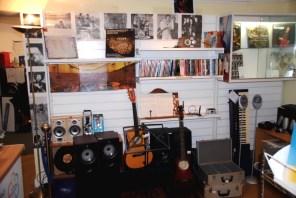 Bishop's Stortford Shop musical instruments