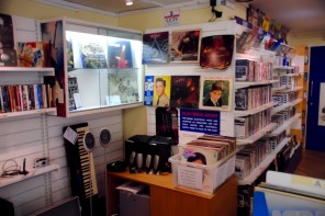 Bishop's Stortford Shop stock