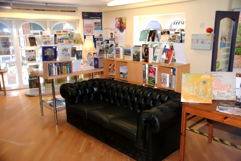 Bishop's Stortford Shop interior
