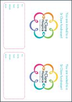 Event invite templates