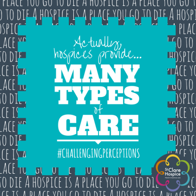 Many types of care