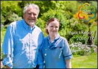 Front cover of Impact Report