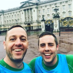 Photo 2 Ray Cogan at the Royal Parks Half Marathon on 14th October 2018